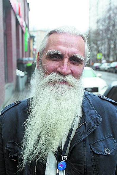 Владимир Александров. Фото Василий Кузьмичёнок