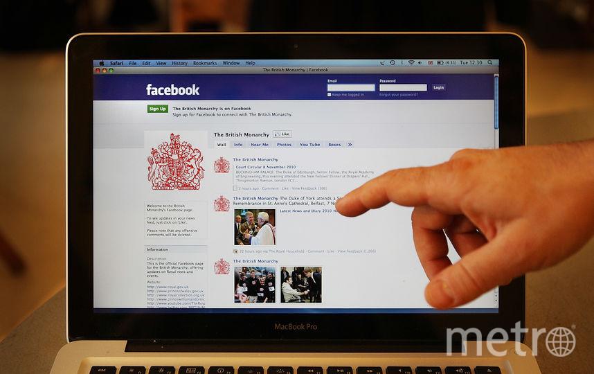 В Интернете россияне часто пользуются соцсетями. Фото Getty