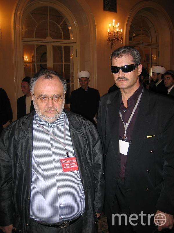 Ринат Валиев справа.
