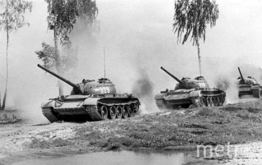 T-54. Фото Getty
