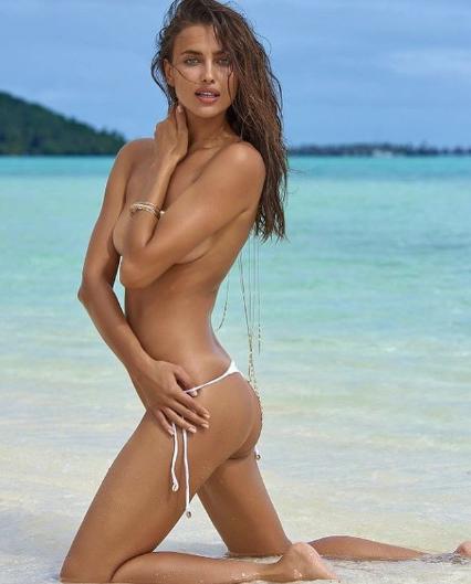 Российская модель Ирина Шейк. Фото www.instagram.com/irinashayk