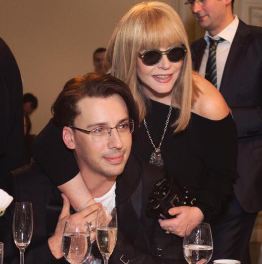 Маким Галкин и Алла Пугачёва. Фото Instagram Максима Галкина