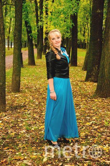В этом платье я всегда счастлива, оно со мной постоянно путешествует и приносит мне много положительных эмоций. Фото Оксана Иванова