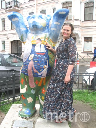 Моё любимое платье-синее в мелкий цветок до пола-всегда дарит мне хорошее настроение и приятные воспоминания; если я в нём-уверена, что всё сложится на сто процентов удачно: будь то праздничная церемония, запоминающееся путешествие или просто прогулка в летний день!. Фото Терёхина Ирина