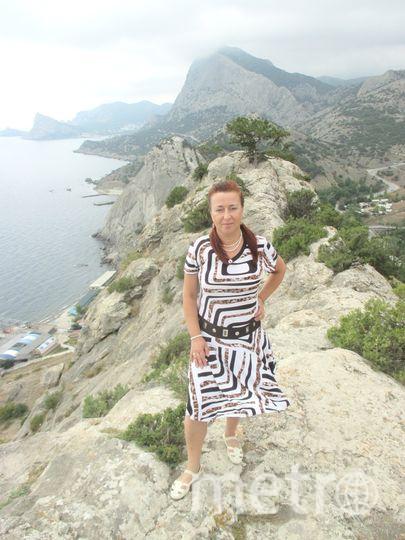 """Мое счастливое платье - """"зебра"""". С ним связаны воспоминания о море, лете, ярких впечатлениях. Мы с мужем много путешествуем, часто по маршруту Крым-Кавказ- Абхазия. Фото Маргарита Данильчук."""