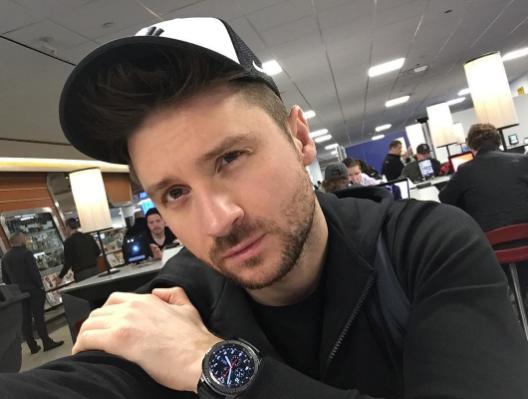 Лазарев обнародовал фото сына
