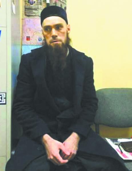 Ильяса Никитина до принятия ислама звали Андрей. Фото скриншот YouTube