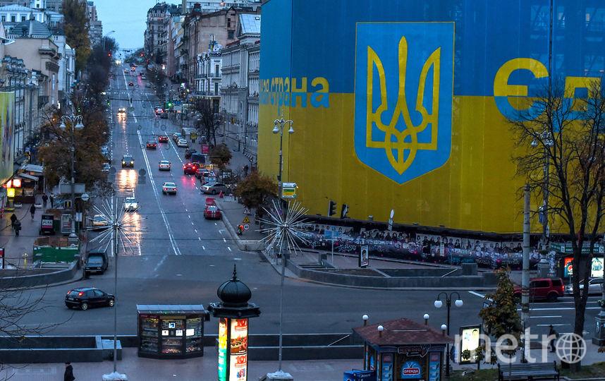 Столица Украины Киев. Фото Getty