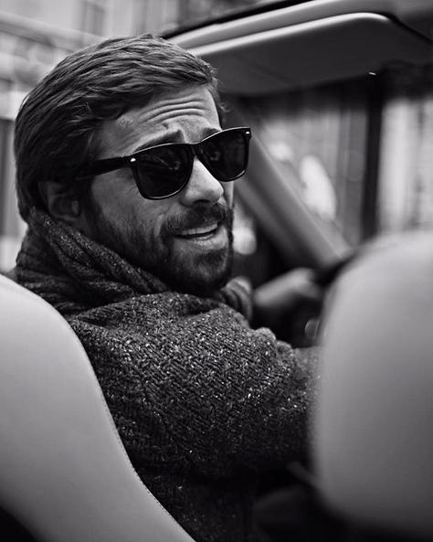 Илья Глинников. Фото Instagram Ильи Глинникова
