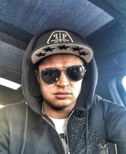 Бывший муж Ольги Бузовой Дмитрий Тарасов. Фото Instagram Дмитрия Тарасова