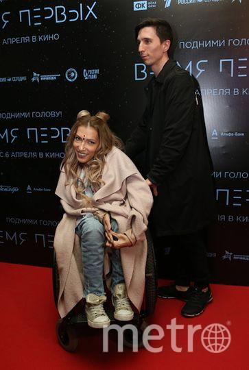 Юлия Самойлова. Фото Getty