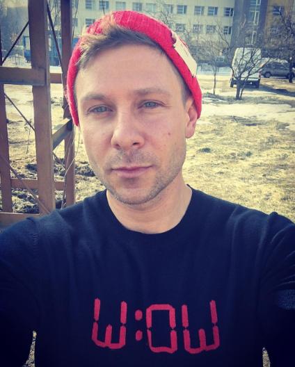 Певец Митя Фомин. Фото Instagram Мити Фомина
