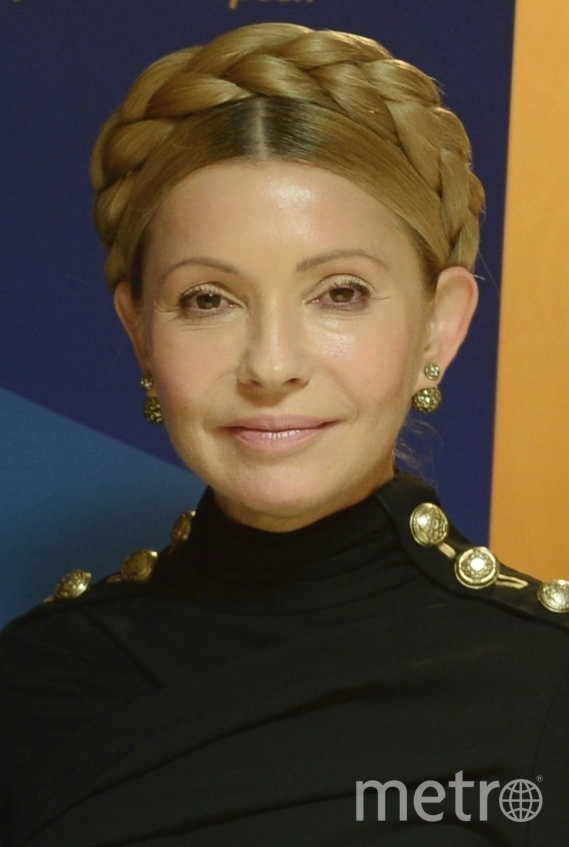 Юлия Тимошенко. Фото Wikipedia
