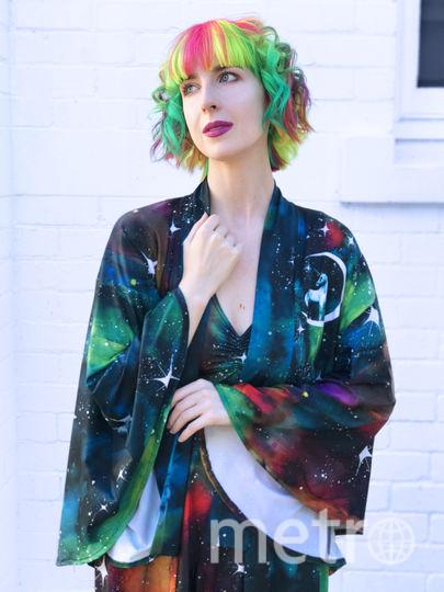 Модный дизайнер из Австралии. Фото Kate Hannah
