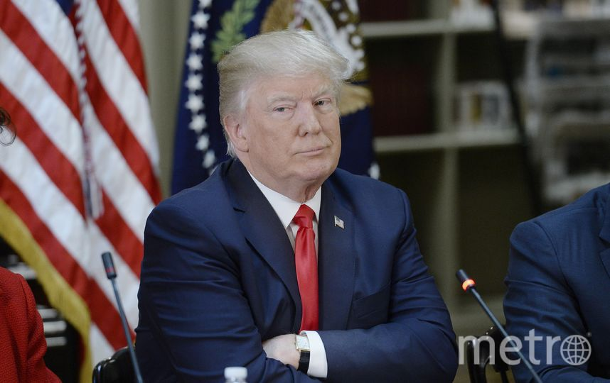 Петербургские казаки хотят лишить Трампа звания есаула. Фото Getty