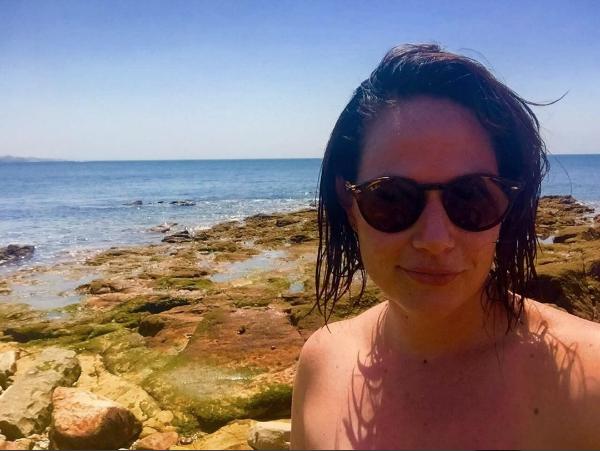 Наташа Экселби. Фото Скриншот Instagram/exelbynatasha