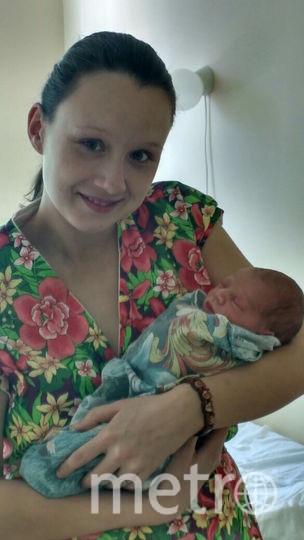 Мама с малышом. Фото предоставила Ирина Киракосян