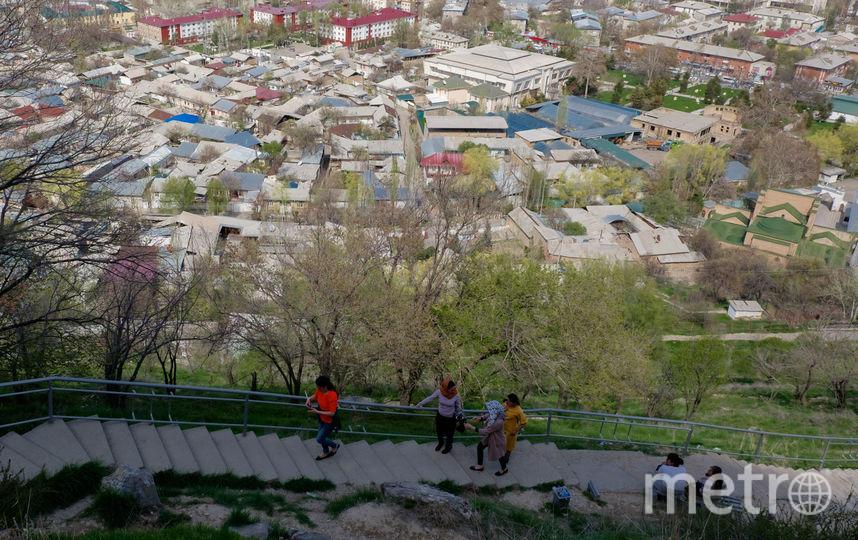"""Город Ош. Фото Алены Бобрович, """"Metro"""""""