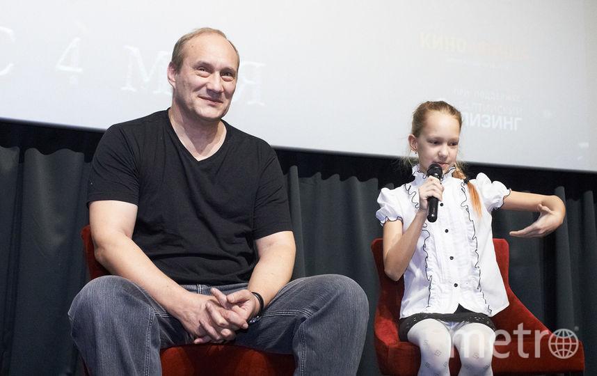 «Киноафиша» и«Ленфильм» провели закрытый пресс-показ фильма «Три дня довесны»