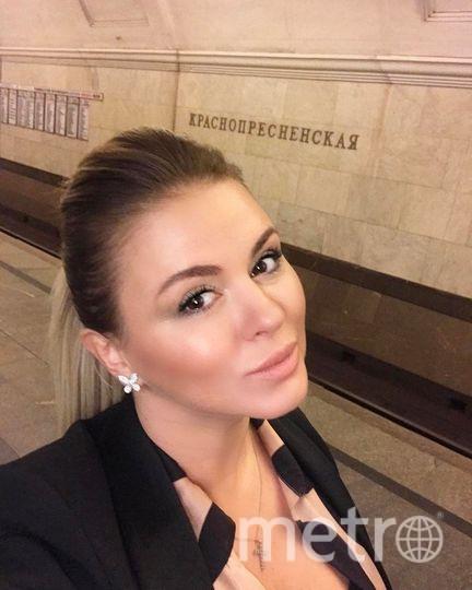 """Анна Семенович. Фото """"Инстаграм""""."""