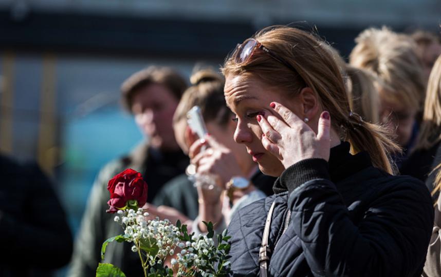 От рук террориста из Узбекистана погибли 4 человека. Фото Getty