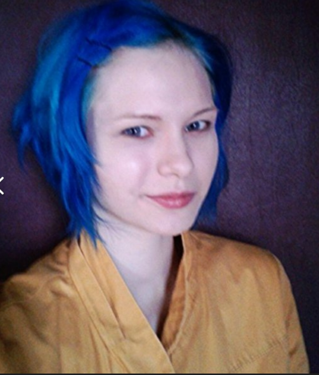 Это - Марьяна Шумкова.