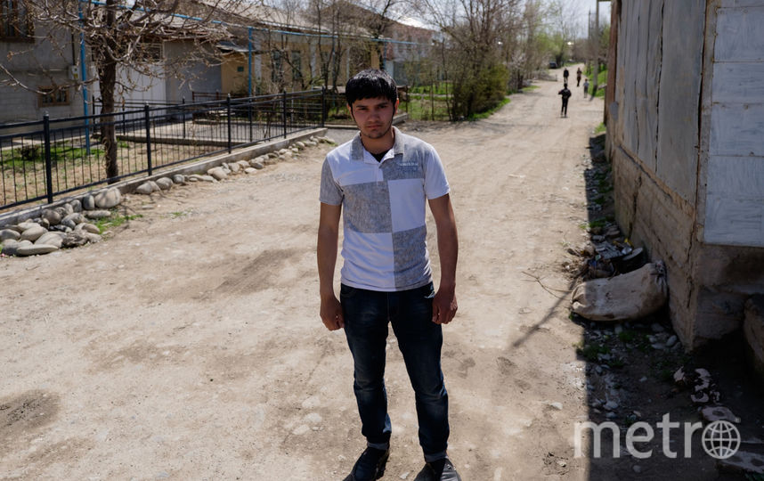 "Брат Джалилова. Фото Алены Бобрович, ""Metro"""