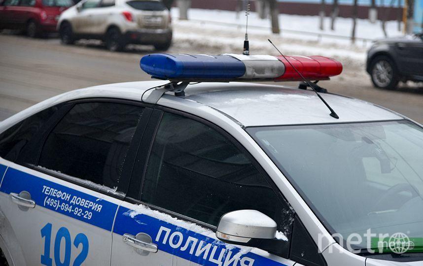 В российской столице задержали жителя Америки захранение наркотиков