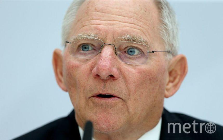 Руководитель  министра финансов  ФРГ порекомендовал  недовольным мигрантам искать себе иностранные государства