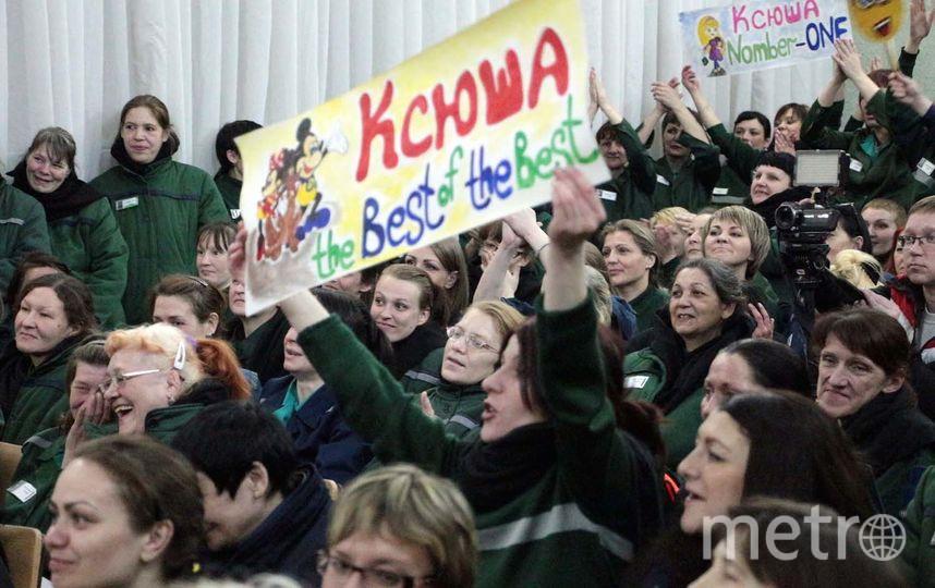 Группа поддержки. Фото Фото предоставлено пресс-службой УФСИН России по Республике Марий Эл. Андрей Канатеев.