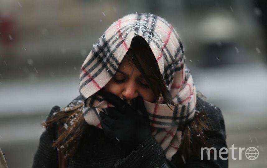 В Петербурге ожидается усиление ветра. Фото Getty