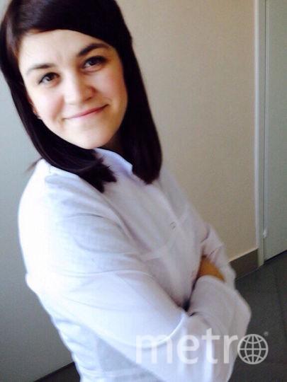 Участковый врач Нефёдова. Фото Анастасия Нефёдова