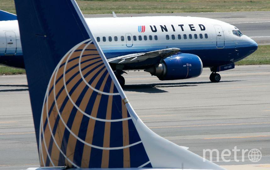 Самолёты United Airlines. Фото Getty