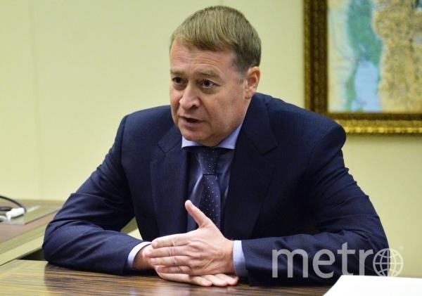 Леонид Маркелов. Фото РИА Новости