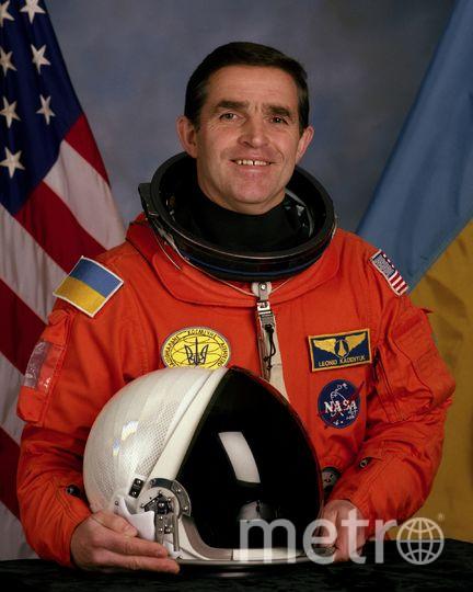 Фото Леонида Каденюка с сайта NASA.