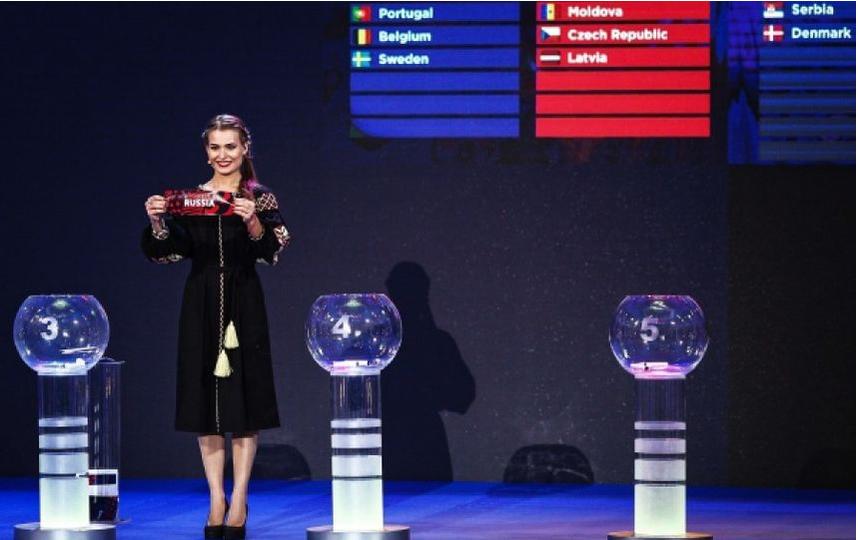 Нет Самойловой - нет трансляции. Фото РИА Новости