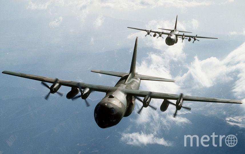 MC-130. Фото Getty