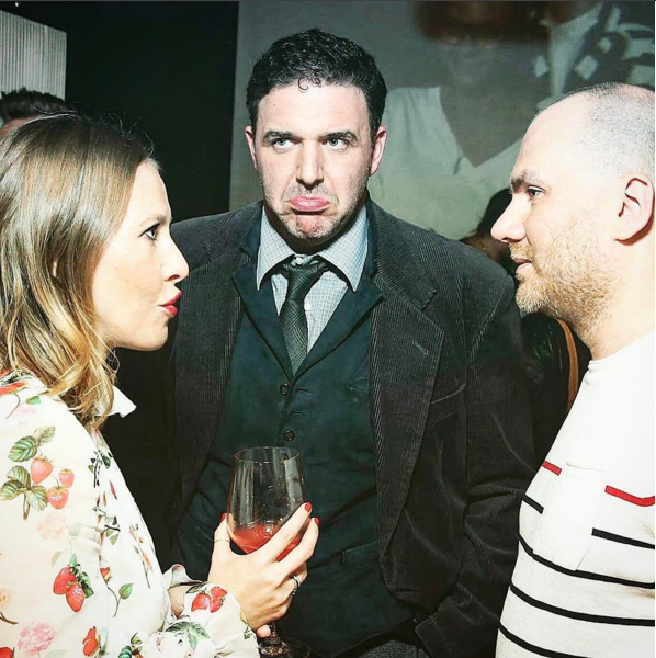 Ксения Собчак на премьере фильма. Фото Instagram