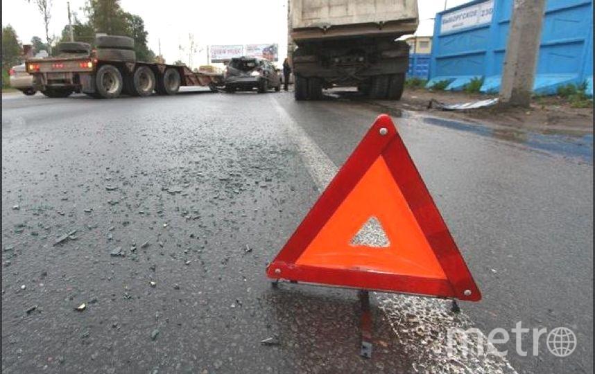 ДТП произошло в Тосненском районе Ленобласти утром 14 апреля.