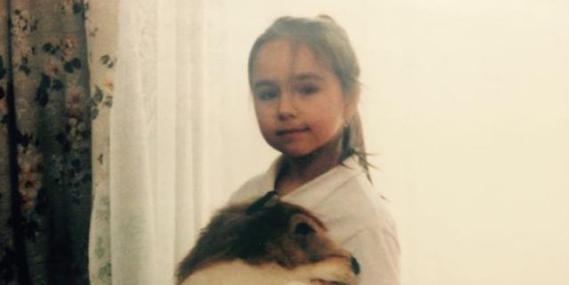 Даша, 7 лет.