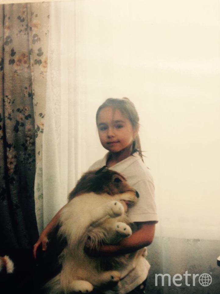 Даша, 7 лет. Фото предоставлено героями публикации
