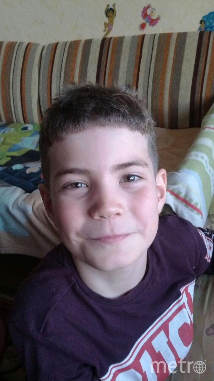 Елисей, 8 лет. Фото предоставлено героями публикации