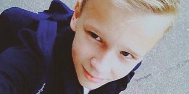 Илья, 12 лет.