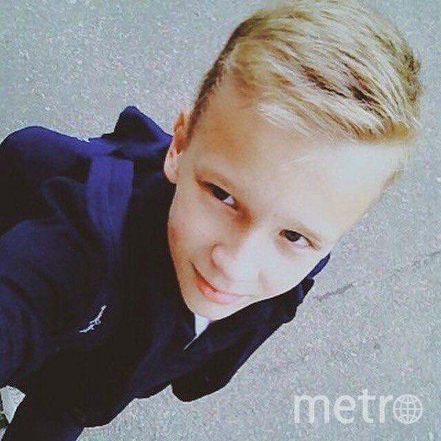 Илья, 12 лет. Фото предоставлено героями публикации