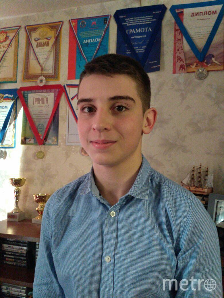 Иван, 13 лет. Фото предоставлено героями публикации