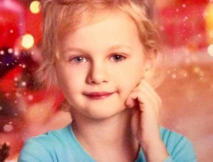 Кристина, 6 лет.