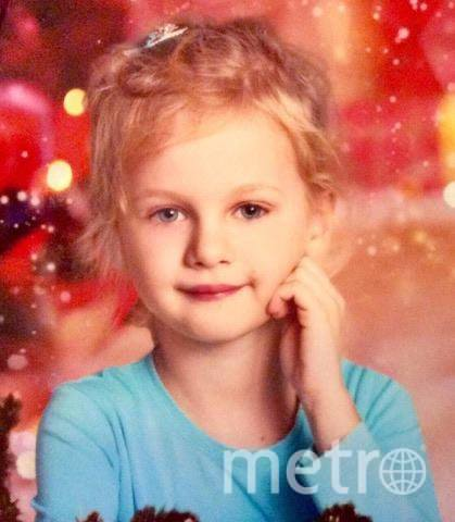 Кристина, 6 лет. Фото предоставлено героями публикации