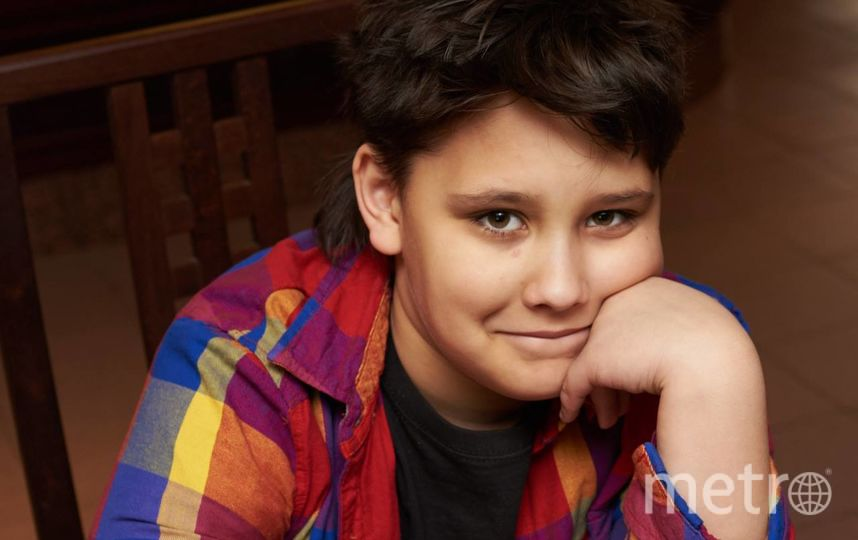 Миша, 10 лет. Фото предоставлено героями публикации