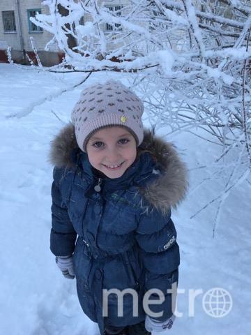 Варя, 7 лет. Фото предоставлено героями публикации