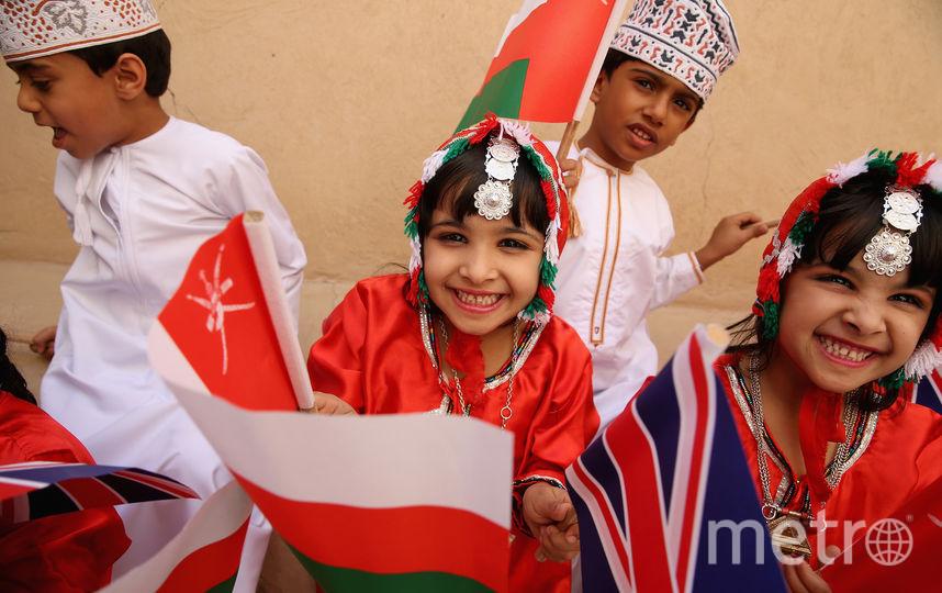 Оман – четвёртое место. Фото Getty